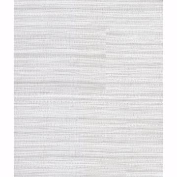 Picture of Coltrane Light Grey Faux Grasscloth Wallpaper