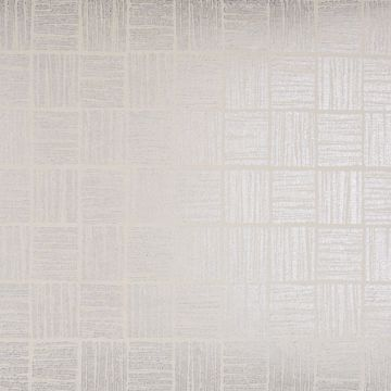 Picture of Glint Cream Distressed Geometric Wallpaper