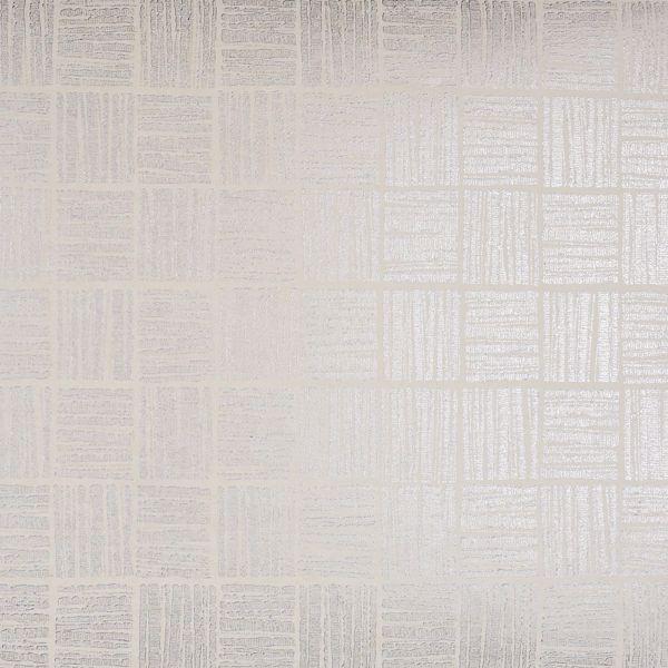 Picture of Glint Cream Distressed Geometric Wallpaper