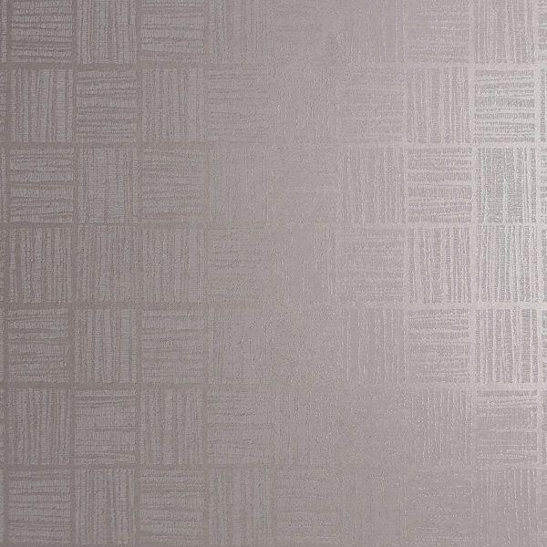 Picture of Glint Silver Distressed Geometric Wallpaper