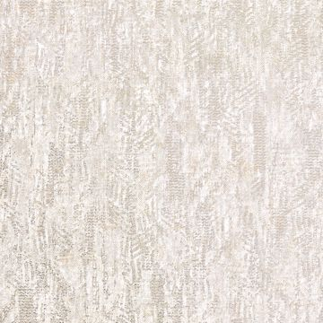 Picture of Luster White Distressed Texture Wallpaper