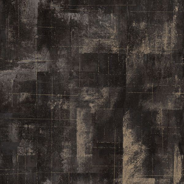 Picture of Ozone Black Texture Wallpaper