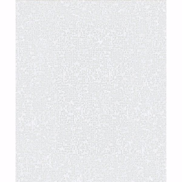 Picture of Nora Light Grey Woven Texture Wallpaper
