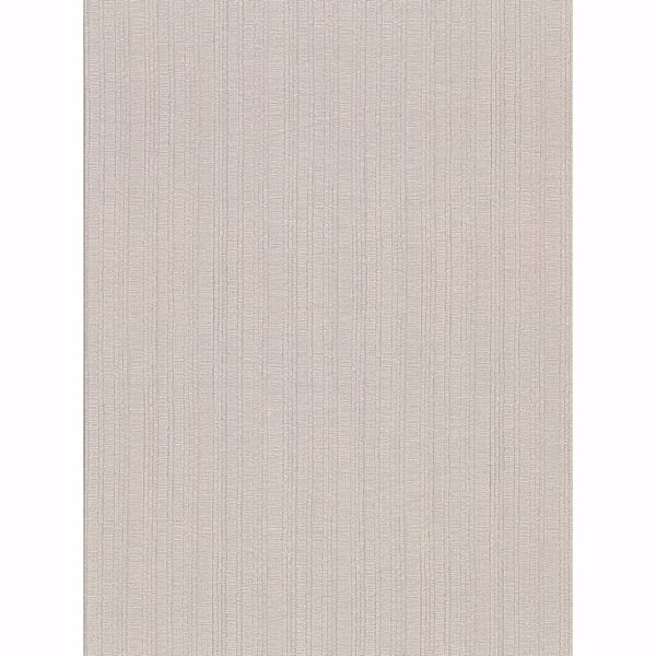 Picture of Kinsley Light Brown Distressed Stripe Wallpaper