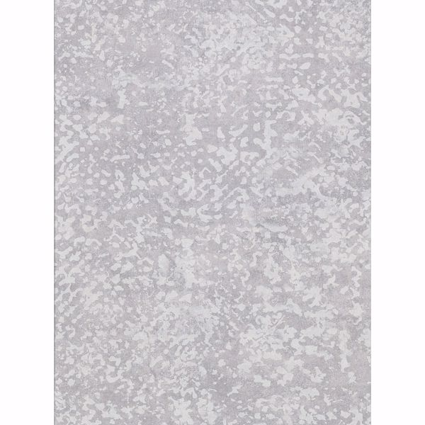 Picture of Carson Silver Distressed Texture Wallpaper
