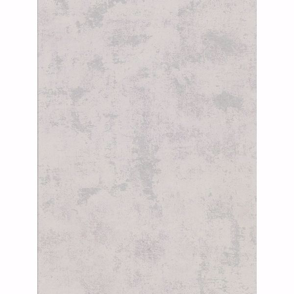 Picture of Darius Light Grey Plaster Texture Wallpaper