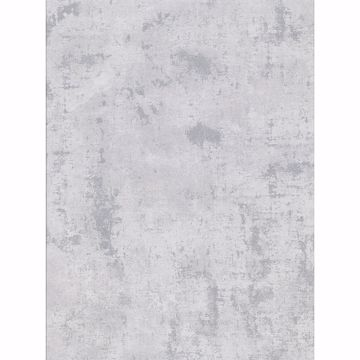 Picture of Darius Grey Plaster Texture Wallpaper