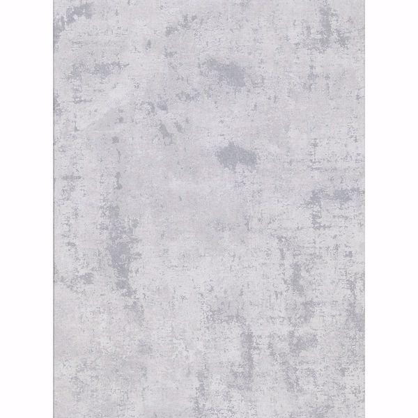 Picture of Darius Grey Plaster Texture Wallpaper