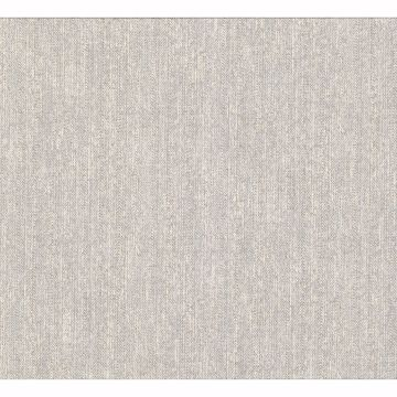 Picture of Soyer Off-White Woven Texture Wallpaper