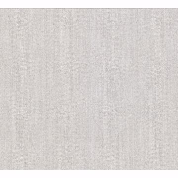 Picture of Soyer Light Grey Woven Texture Wallpaper
