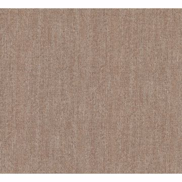 Picture of Soyer Brown Woven Texture Wallpaper