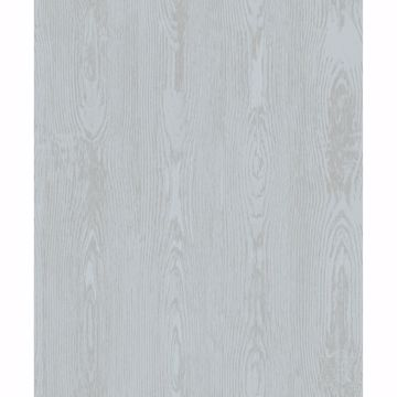 Picture of Jaxson Teal Faux Wood Wallpaper