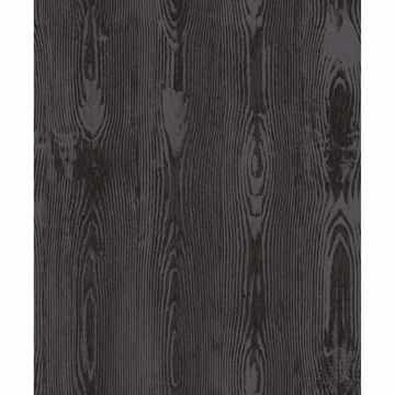 Picture of Jaxson Metallic Faux Wood Wallpaper