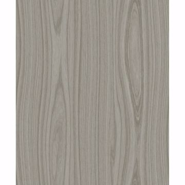 Picture of Jaxson Mahogany Faux Wood Wallpaper