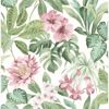 Picture of Josefa Light Green Tropical Wallpaper