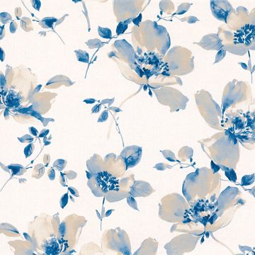 Picture of Ludor Blue Floral
