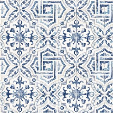 Picture of Sonoma Blue Beach Tile Wallpaper