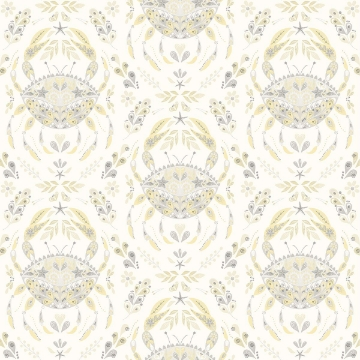 Picture of Annapolis Grey Crustacean Wallpaper