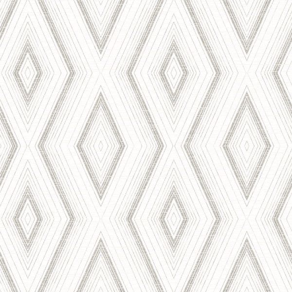 Picture of Santa Cruz Grey Geometric Wallpaper