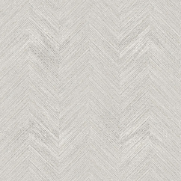 Picture of Caladesi Light Grey Faux Linen Wallpaper