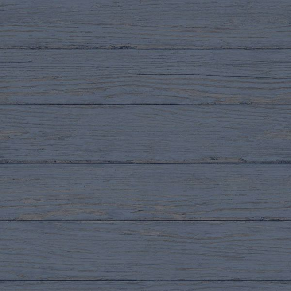 Picture of Rehoboth Navy Distressed Wood Wallpaper