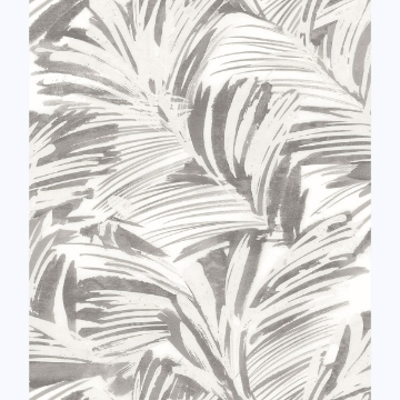 Picture of Chaparral Grey Fronds Wallpaper