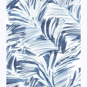 Picture of Chaparral Blue Fronds Wallpaper