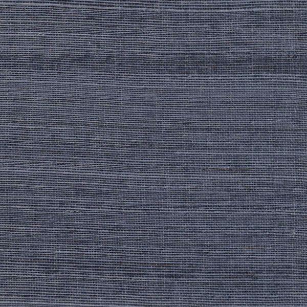 Picture of Victoria Indigo Grasscloth Wallpaper