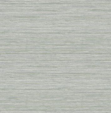 Picture of Barnaby Sage Faux Grasscloth Wallpaper- Scott Living
