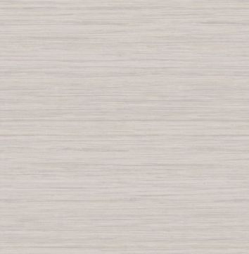 Picture of Barnaby Light Grey Faux Grasscloth Wallpaper- Scott Living