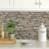 Picture of Hickory Creek Stone Peel & Stick Wallpap Peel and Stick Wallpaper