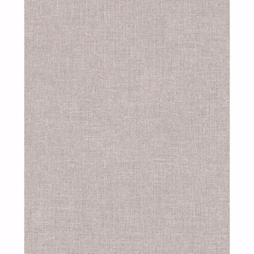 Picture of Tweed Grey Faux Fabric Wallpaper
