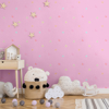 Picture of Josephina Pink Ditsy Butterfly Wallpaper