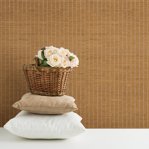 Picture of Lian Beige Grasscloth