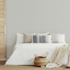 Picture of Agave Grey Imitation Grasscloth Wallpaper