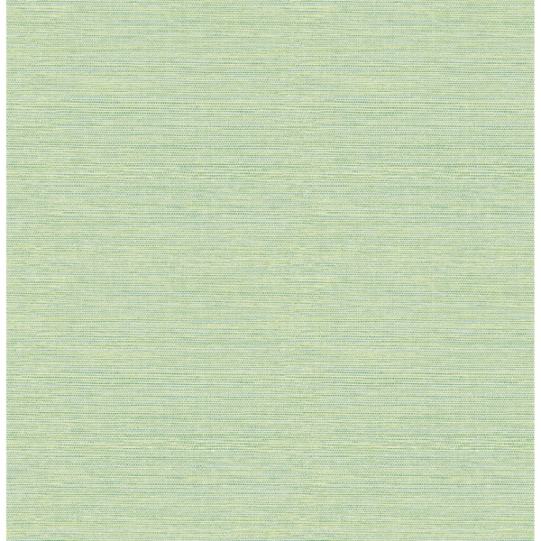 Picture of Agave Green Imitation Grasscloth Wallpaper