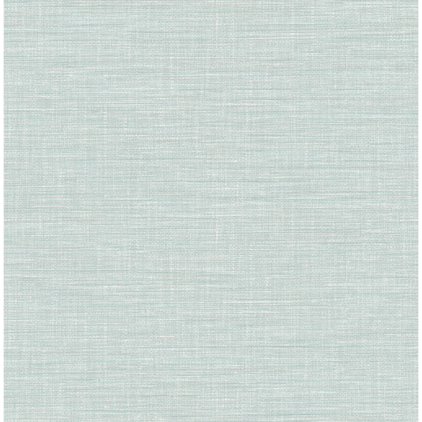 Picture of Exhale Blue Woven Texture Wallpaper