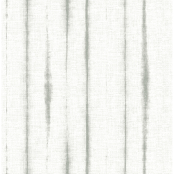 Picture of Orleans Grey Shibori Faux Linen Wallpaper