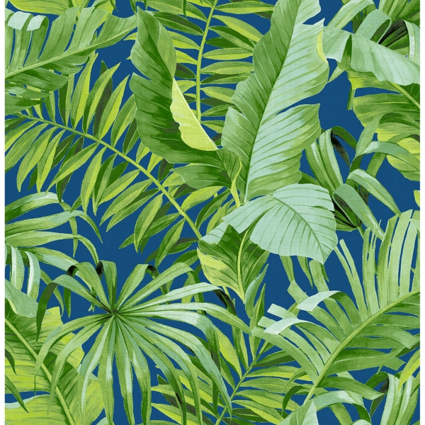 Picture of Alfresco Jade Tropical Palm Wallpaper