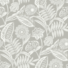 Picture of Alma Light Grey Tropical Floral Wallpaper
