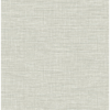 Exhale Grey Woven Texture Wallpaper