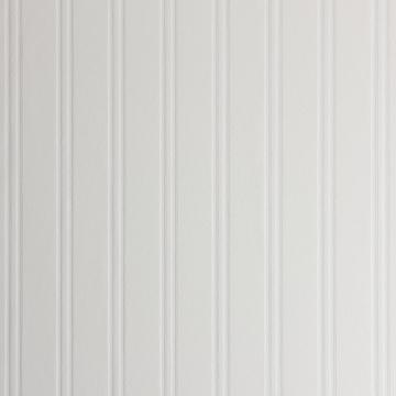 Beadboard Wood Panel Paintable Wallpaper
