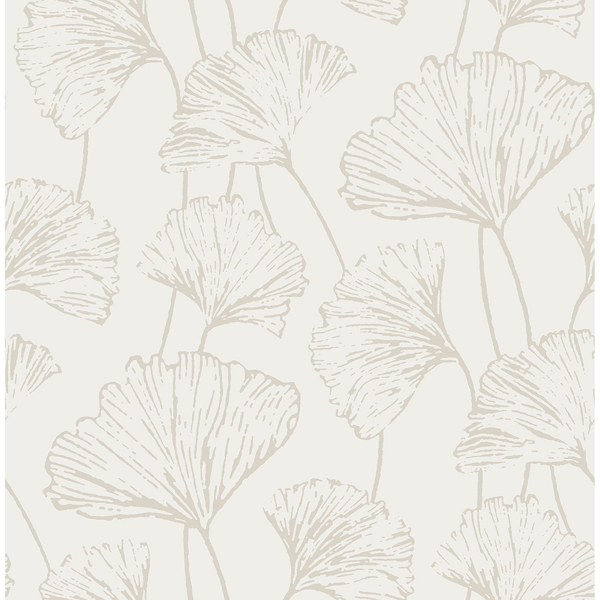 Nus3578 Silver Hikarigaoka Peel And Stick Wallpaper By Nuwallpaper