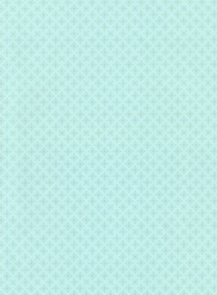 Picture of Celadine Mint Geometric Floral Wallpaper