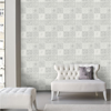 Picture of Tile Grey Mosaic Wallpaper
