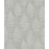 Picture of Bracken Dark Grey Fern Wallpaper