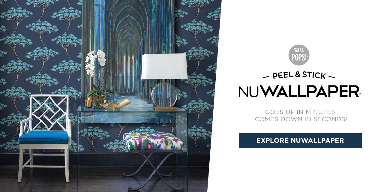 Nuwallpaper Peel And Stick Wallpaper Nuwallpaper Wallpaper Nuwallpaper