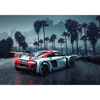 Picture of Audi R8 L.A. Wall Mural