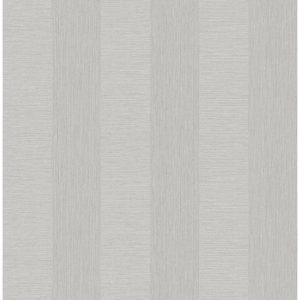 Picture of Intrepid Grey Textured Stripe Wallpaper
