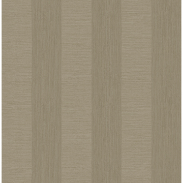Picture of Intrepid Taupe Textured Stripe Wallpaper